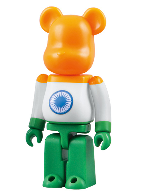 BE@RBRICK 18 FLAG
