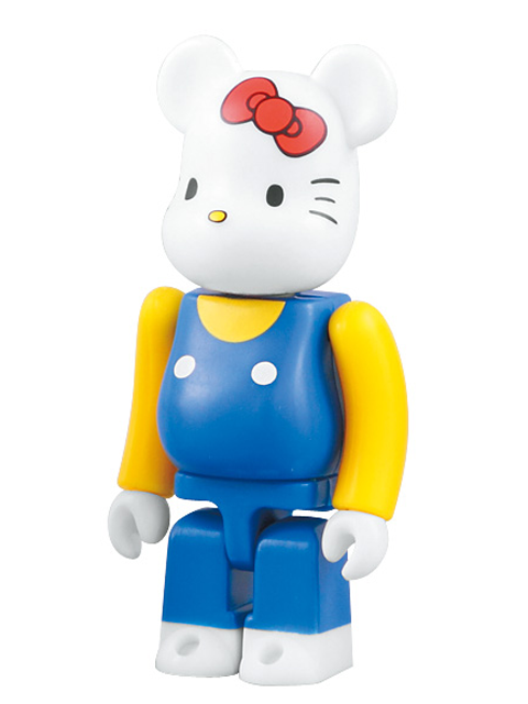 BE@RBRICK 18 ANIMAL キティー
