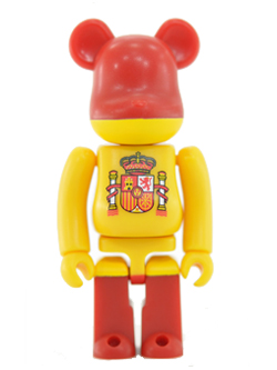 BE@RBRICK 19 FLAG