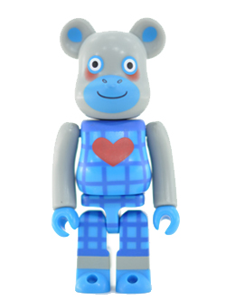 BE@RBRICK 19 ANIMAL Jimmy Liao