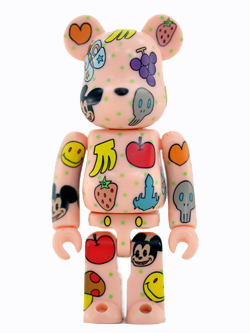 BE@RBRICK 19 Kim Songhe & Disney