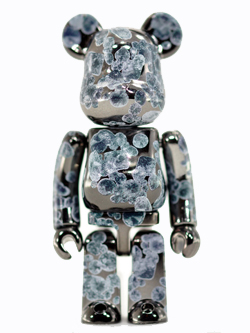 BE@RBRICK 19 MATT BLACK