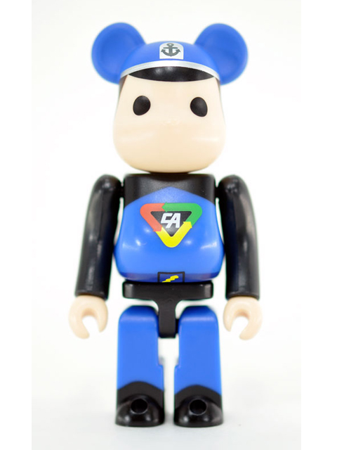 BE@RBRICK 20 HORROR CAPTAIN ACTION