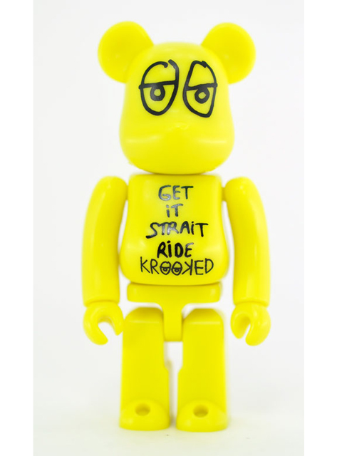 BE@RBRICK 20 ARTIST KROOKED