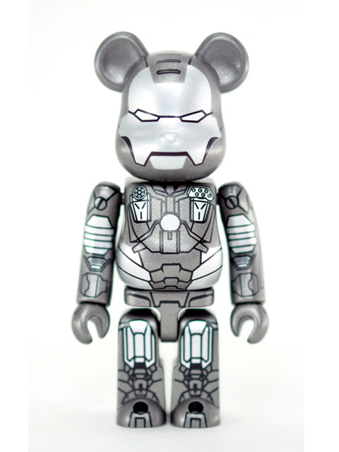BE@RBRICK 20 SF裏 WAR MACHINE