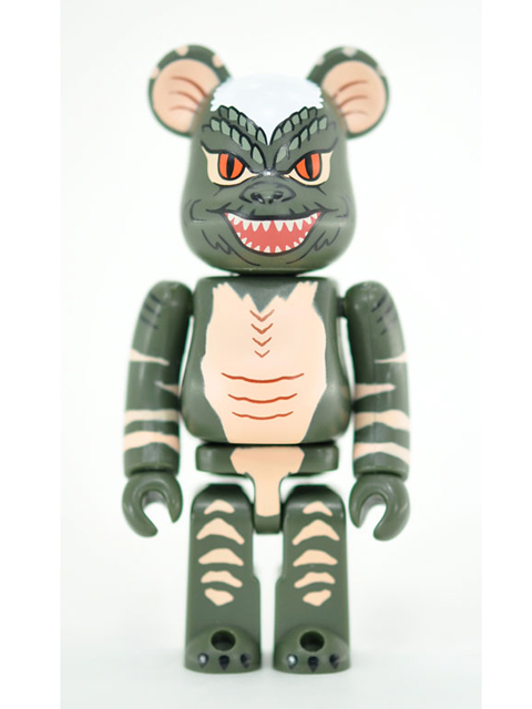 BE@RBRICK 20 ANIMAL裏 GREMLiNS/STRIPE