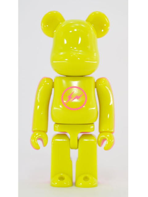 BE@RBRICK 20 ARTIST裏 fragmentdesign