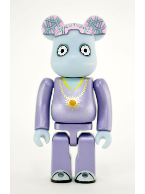 BE@RBRICK 20 HORROR裏 Dr.EViLLE