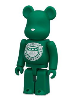 BE@RBRICK 22 ARTIST HOUSE of PAIN