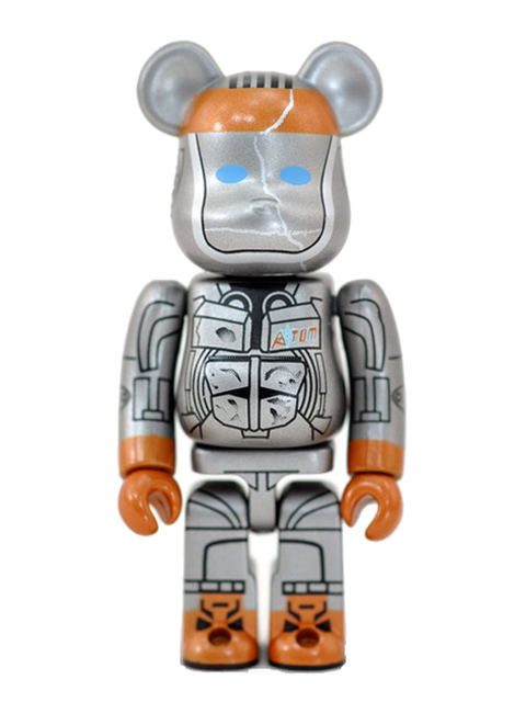 BE@RBRICK ベアブリック SERIES23 SF REAL STEEL