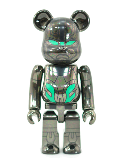 BE@RBRICK ベアブリック SERIES23 SF裏 REAL STEEL