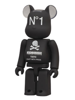 BE@RBRICK ベアブリック SERIES24 ARTIST NEIGHBORHOOD