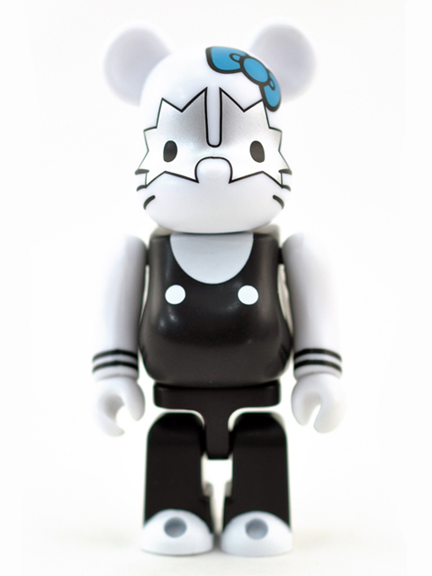 BE@RBRICK ベアブリック SERIES25 CUTE裏 KISS THE SPACEMAN