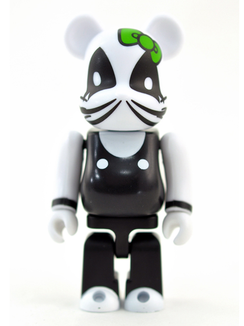BE@RBRICK ベアブリック SERIES25 CUTE裏 KISS THE CATMAN