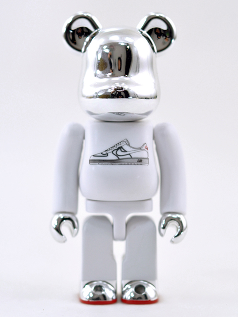 BE@RBRICK ベアブリック SERIES25 NIKE LUNAR FORCE ONE