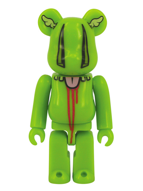 BE@RBRICK ベアブリック SERIES27 ARTIST DFACE