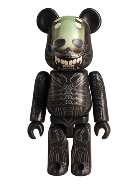 BE@RBRICK ベアブリック SERIES31 HORROR ALIEN