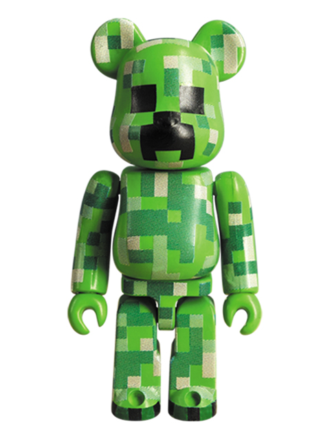 BE@RBRICK ベアブリック SERIES31 SF MINECRAFT