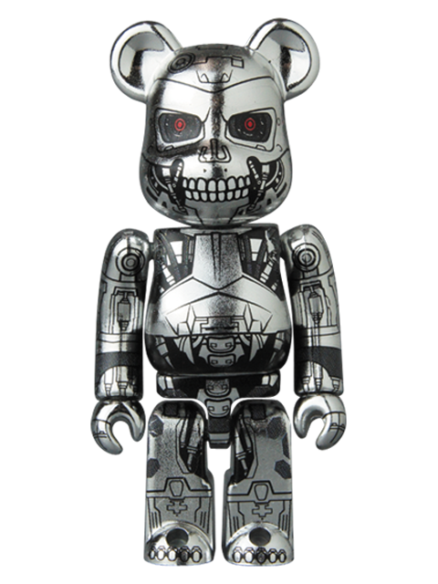BE@RBRICK ベアブリック SERIES32 SF TERMINATOR GENISYS