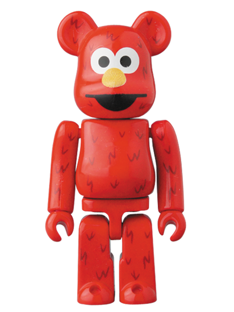 BE@RBRICK ベアブリック SERIES32 CUTE SESAME STREET ELMO
