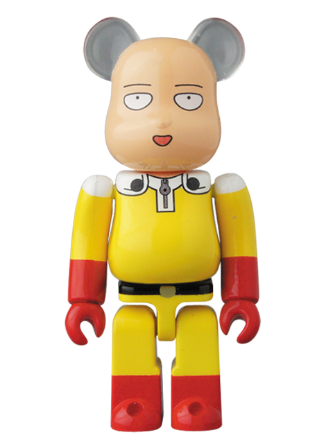 BE@RBRICK ベアブリック SERIES32 HERO ONE PUNCH MAN SAITAMA