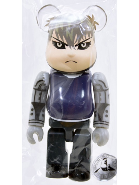 BE@RBRICK ベアブリック SERIES32 HERO裏 ONE PUNCH MAN GENOS