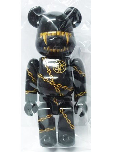 BE@RBRICK ベアブリック SERIES32 SECRET LONG GLOTHING × MISHKA