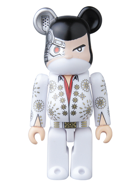 BE@RBRICK ベアブリック SERIES33 ARTIST MECHA ELVIS