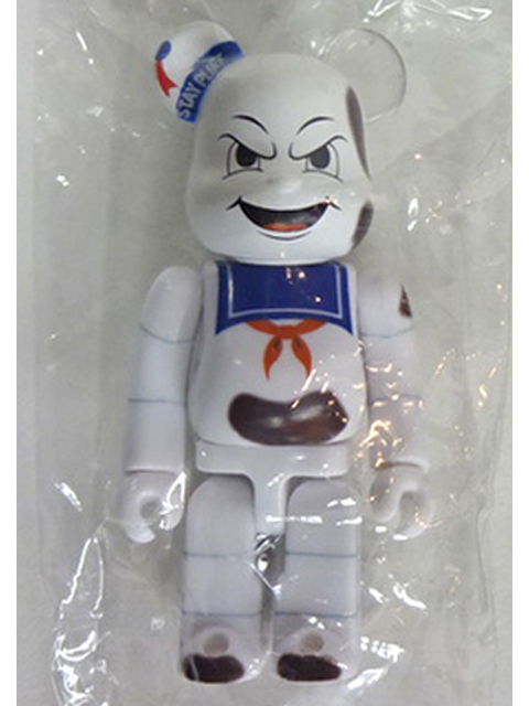 BE@RBRICK ベアブリック SERIES33 SF裏 GHOSTBUSTERS マシュマロマン