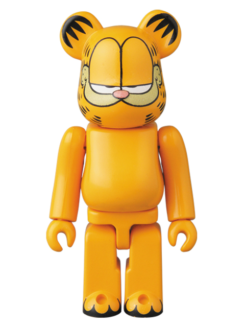BE@RBRICK ベアブリック SERIES36 CUTE GARFIELD ODIE