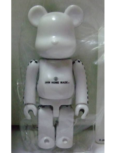 BE@RBRICK ベアブリック SERIES36 SECRET 20th JAM HOME MADE