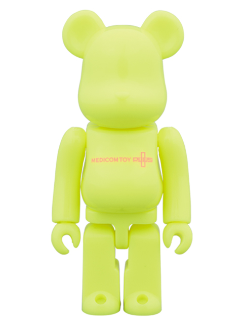 BE@RBRICK SERIES 36 Release campaign Special Edition MEDICOM TOY PLUS店Ver. ベアブリック 100%