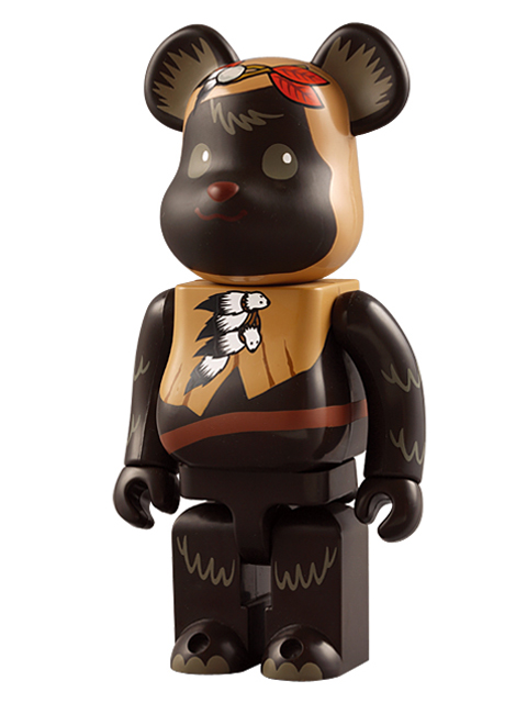 EXHIBITION 2007限定 BE@RBRICK STAR WARS Paploo 400%