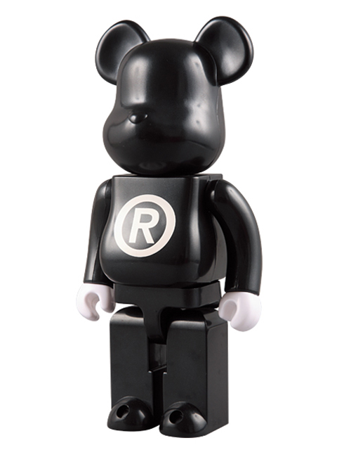 RESONATEGOOD ENOUGH(R) BE@RBRICK ベアブリック 400%