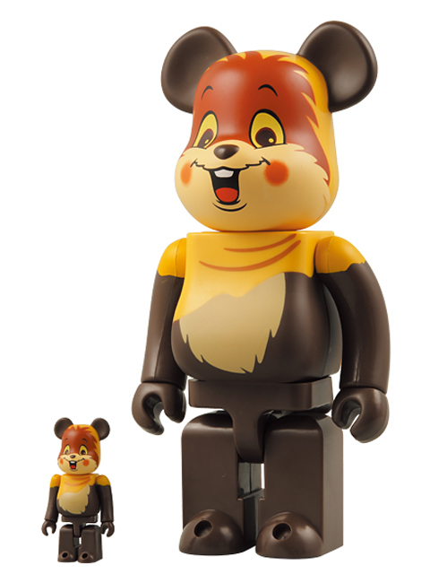 WF限定  WICKET (TM) EWORKS (TM) ver. BE@RBRICK ベアブリック 100%&400% set