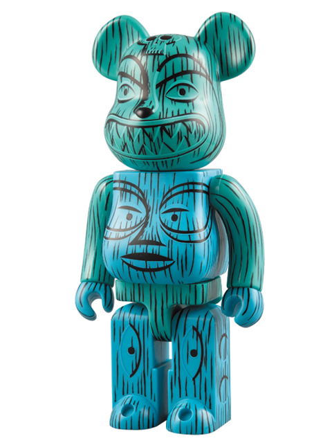 BE@RBRICK WORLD WIDE TOUR SHAG BE@RBRICK ベアブリック 400%
