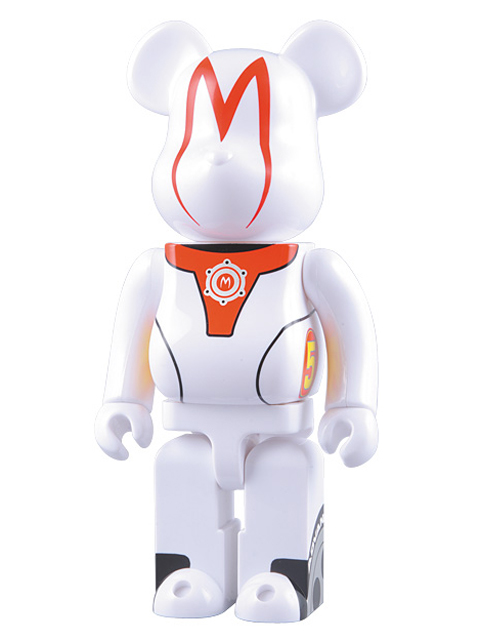 W.C.C.G.O.N 限定 SPEED RACER BE@RBRICK ベアブリック 400%