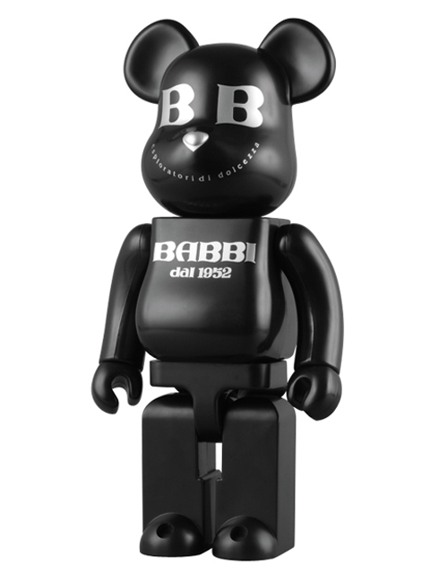 BABBI 2009 Fucsia Lucente BE@RBRICK ベアブリック 400%