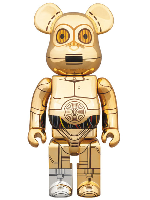 C-3PO(TM) BE@RBRICK ベアブリック 400%