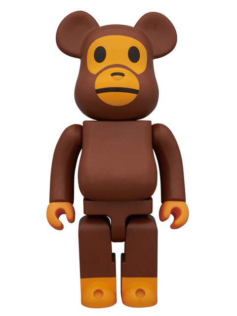 WORLD WIDE TOUR2 in OSAKA BE@RBRICK ベアブリック BABY MILO(R) 400%