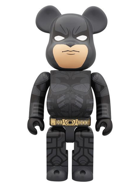 BATMAN THE DARK KNIGHT RISES Ver. BE@RBRICK ベアブリック 400%