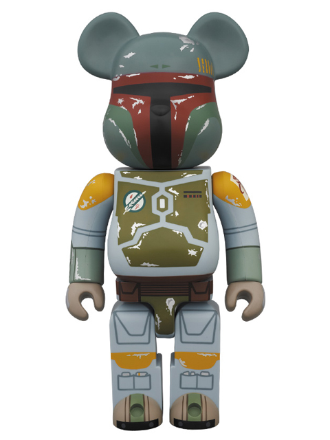 BOBA FETT(TM) BE@RBRICK ベアブリック 400%