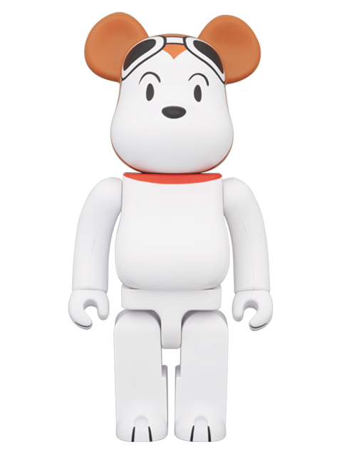 BE@RBRICK ベアブリック SNOOPY FLYING ACE 400%