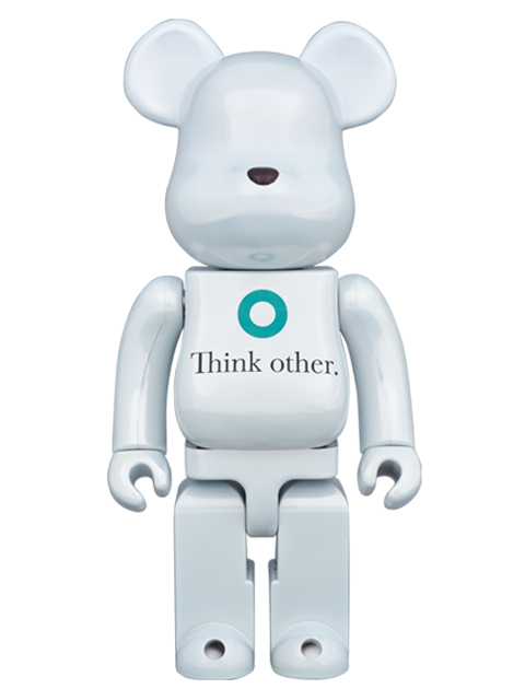 i am OTHER BE@RBRICK ベアブリック 400%