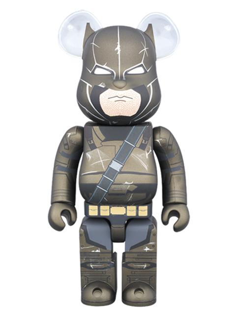 ARMORED BATMAN BE@RBRICK ベアブリック 400%