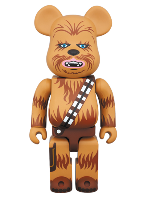 CHEWBACCA(TM)STARWARS BE@RBRICK ベアブリック 400%