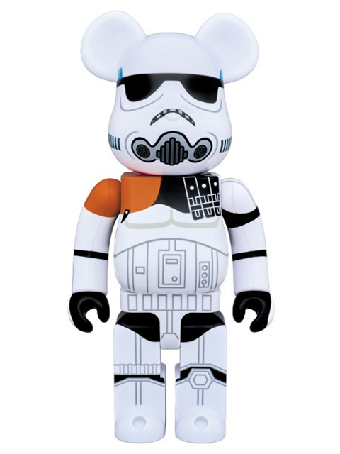 SANDTROOPER(TM)STARWARS BE@RBRICK ベアブリック 400%