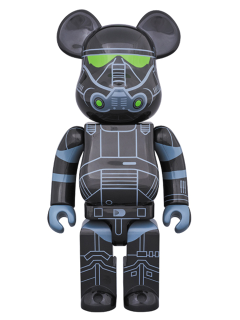 MEDICOM TOY EXHIBITION '17開催限定 DEATH TROOPER(TM) BE@RBRICK ベアブリック 400%