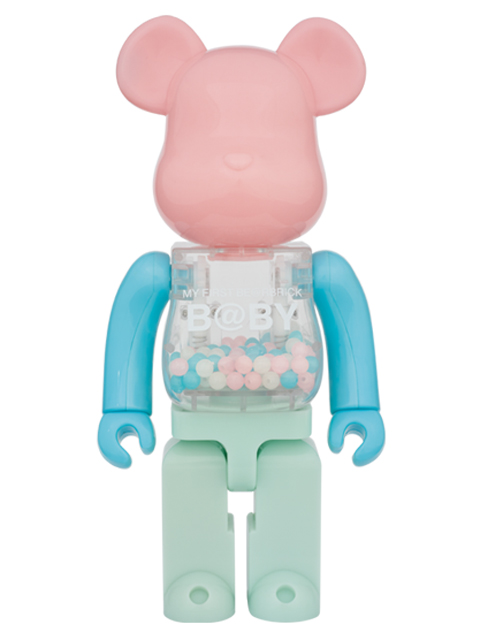 MY FIRST BE@RBRICK G.I.D. Ver.  BE@RBRICK ベアブリック 400%