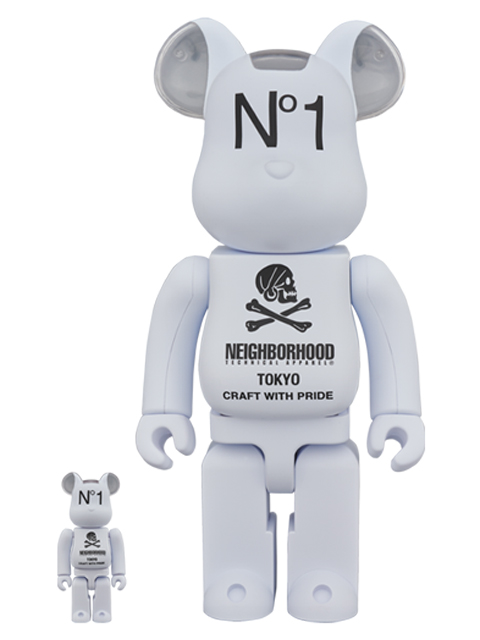 NEIGHBORHOOD  BE@RBRICK ベアブリック 100%&400%